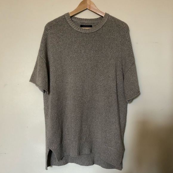 All Saints Other - ALL SAINTS oversized pullover sweater M
